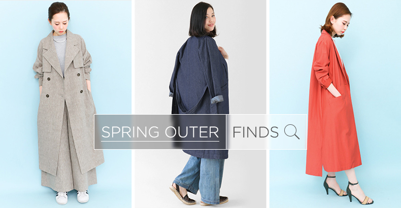 SPRING OUTER FINDS