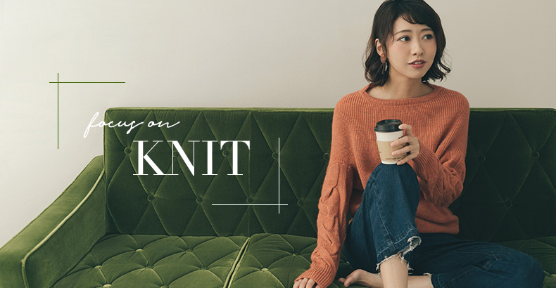 focus on KNIT