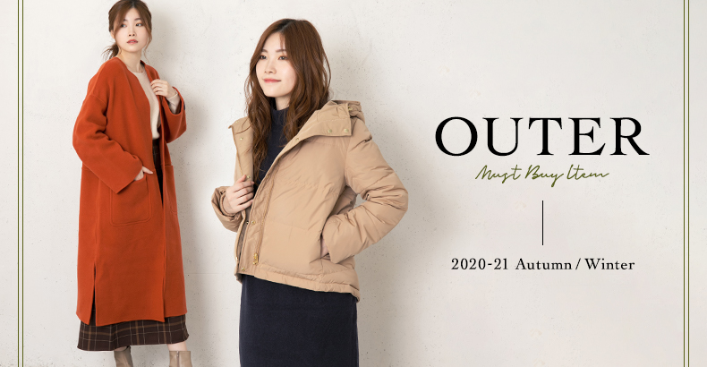 OUTER ~2020 Autumn/Winter~